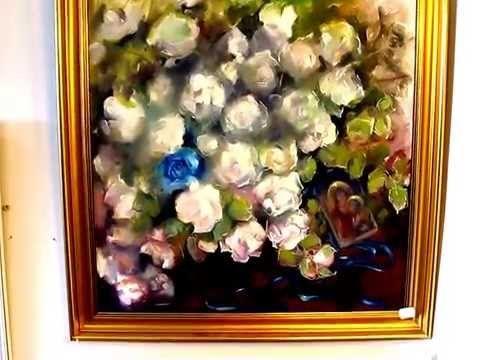 "Expozitie de pictura ""Florala"" Mai 2015 la galeria Art Rotary https://www.facebook.com/jichici.mircea https://www.facebook.com/pages/Mircea-Jichici-painting/284399895040599  http://www.youtube.com/user/MrJichici"