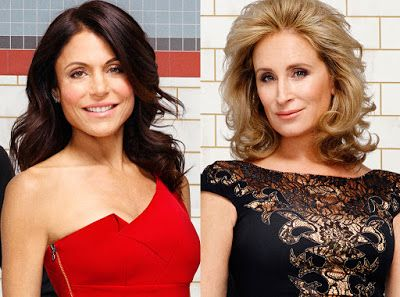 Bethenny Frankel Supports Sonja Morgan At Tipsy Girl Pop-Up Shop!