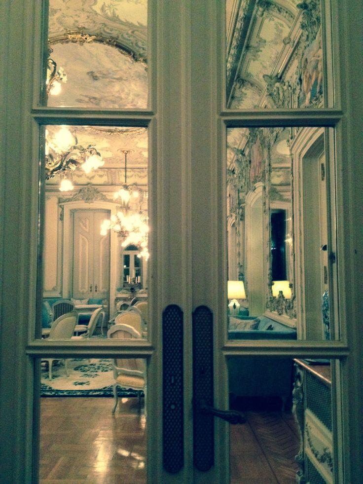 Interior Design, Romantic blue Photo By Ana Rocha De Sousa