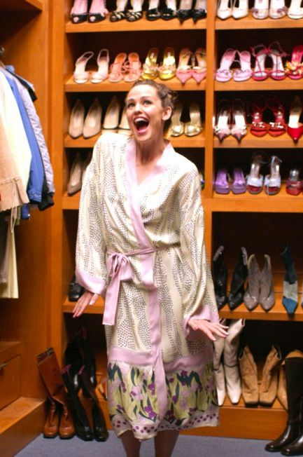 A look back at the most fashionable and luxurious on-screen closets of all time: 13 Going On 30. See more here.