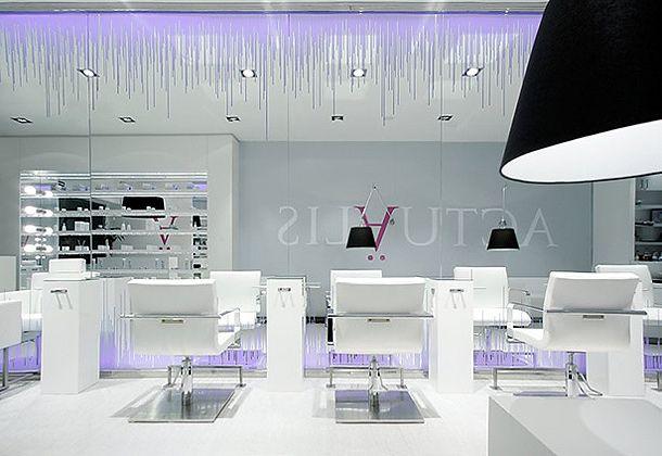 1000 images about beauty saloon interior en pinterest for Peluqueria y salon de belleza