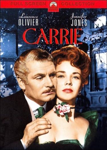 Carrie (1952) EEUU. Dir: William Wyler. Drama. Romance. S. XIX - DVD CINE 681