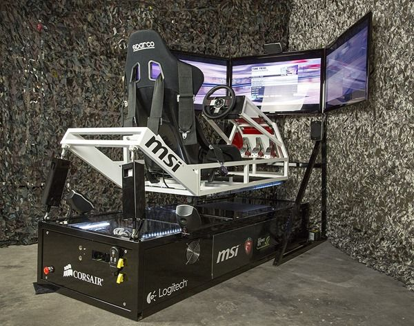 Project Ebtr Full 1200 Simulator In 2019 Racing