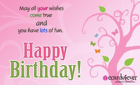Free Facebook Birthday Cards