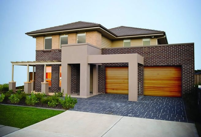 Huxley Home Designs: The Crestfield. Visit www.localbuilders.com.au/builders_nsw.htm to find your ideal home design in New South Wales