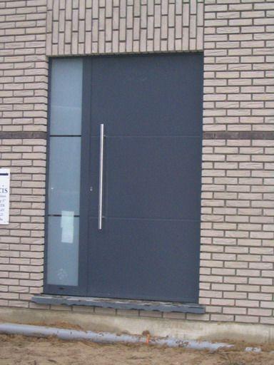 Voordeur alleen geen mat glas maar helder glas buitenkant huis pinterest doors - Huis buitenkant ...