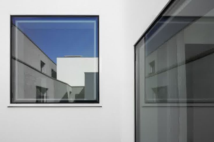 classy glass panel design ideas with white color of outdoor wall painting design idea plan applied din haus von arx