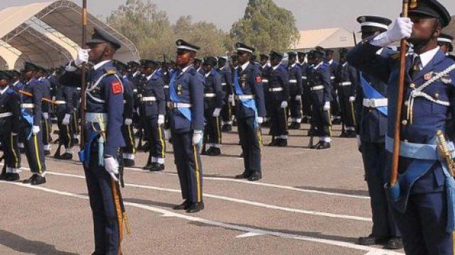 The Air Officer Commanding Logistics Command of the Nigerian Air Force Air Vice Marshal Ibrahim Yahaya has warned junior officers not to tarnish the image of the military.  He gave the warning in his remarks at the Nigerian Navy Ceremonial Sunset which ended late on Friday at the Nigerian Navy Ship(NNS) Quorra Apapa Lagos.  Yahaya who was the special guest of honour at the ceremony charged the officers to protect the people of Lagos state and wherever state they found themselves.  The…