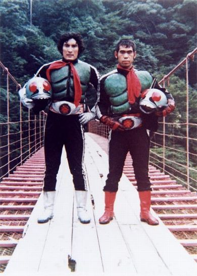 Kamen Rider (1971).