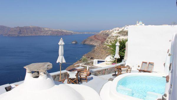 Gemela family houses Santorini - Houses for rent in Santorini Oia