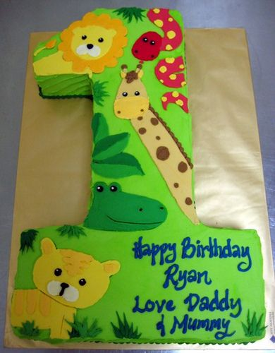 safari first birthday cake   Recent Photos The Commons Getty Collection Galleries World Map App ...