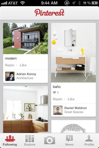 Pinterest / Social Networking