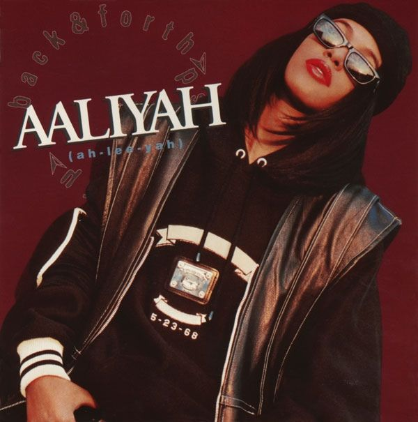 Aaliyah - Back And Forth (Vinyl) at Discogs