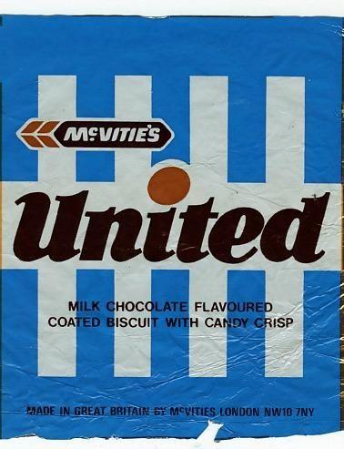 McVitie's United bar