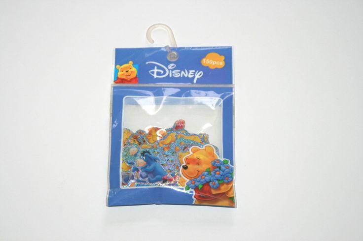 Sachet de 150 Stickers WINNIE l'Ourson et TIGROU : Gommettes, autocollants enfants par boutique-creative-by-c-dona