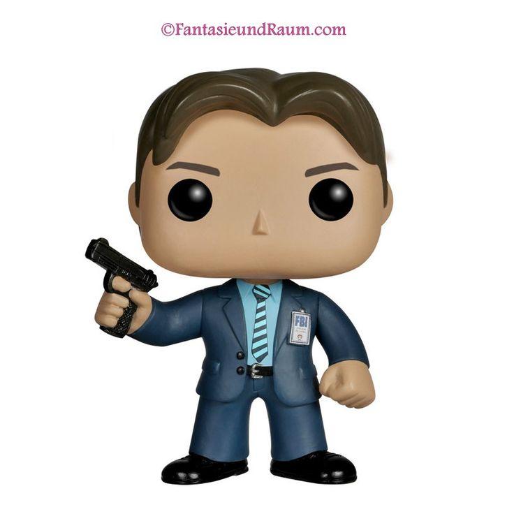 Fantasie und Raum » Pop! TV: X-Files Fox Mulder 183