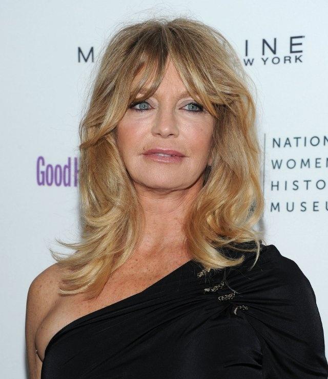 Goldie Hawn .