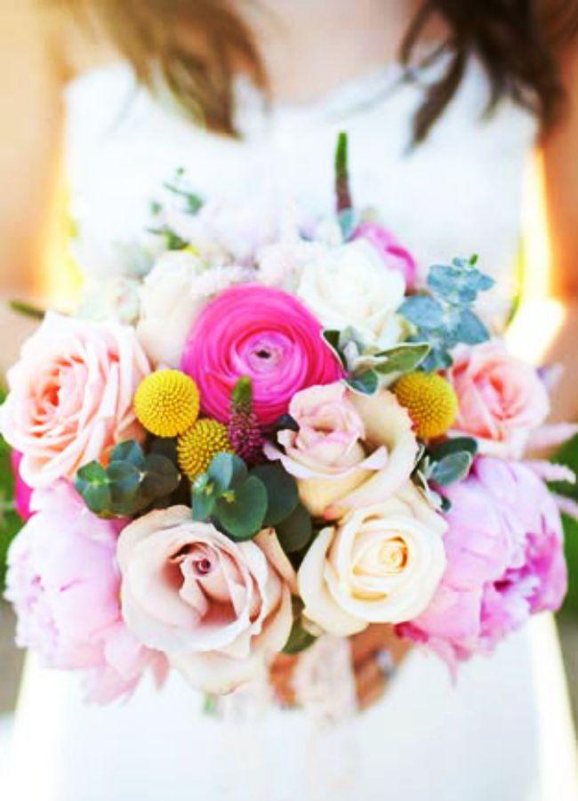 Ποια είναι τα κατάλληλα εποχιακά λουλούδια για τον γάμο σου!