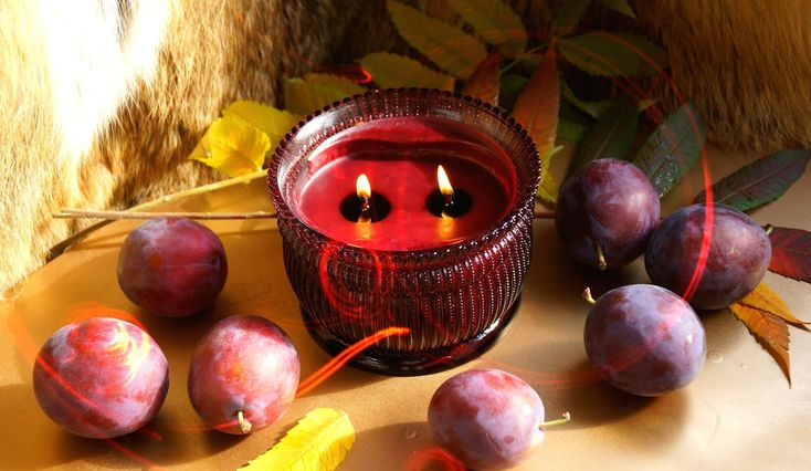 Voluspa L. Florem J. P. B. Corta Beaded Glass Candle review/ Большая свеча в стекле