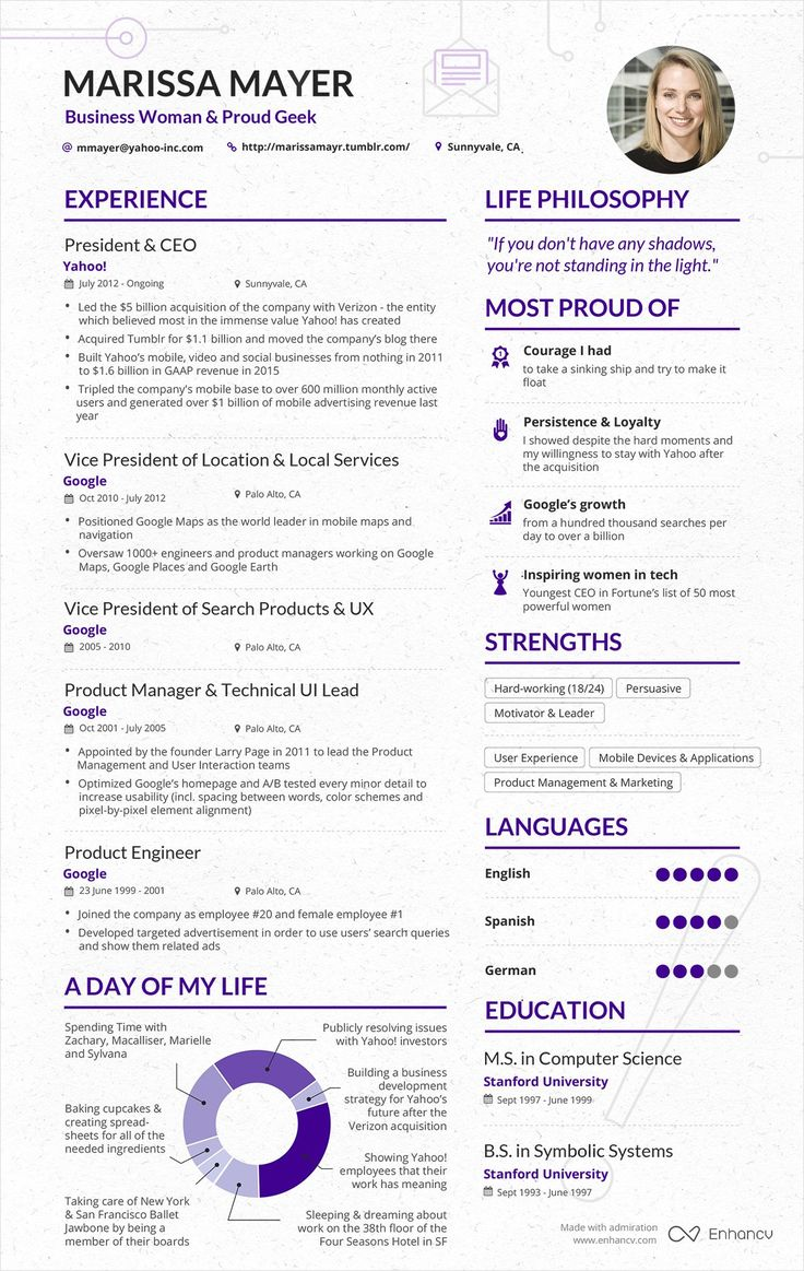 25  best ideas about creative cv template on pinterest