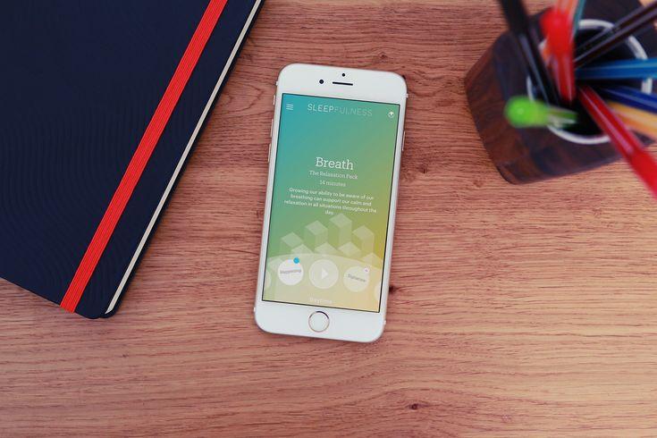 Sleepfulness is a #Mindfulness #App Designed to Help You Sleep Well and Feel Better ✻