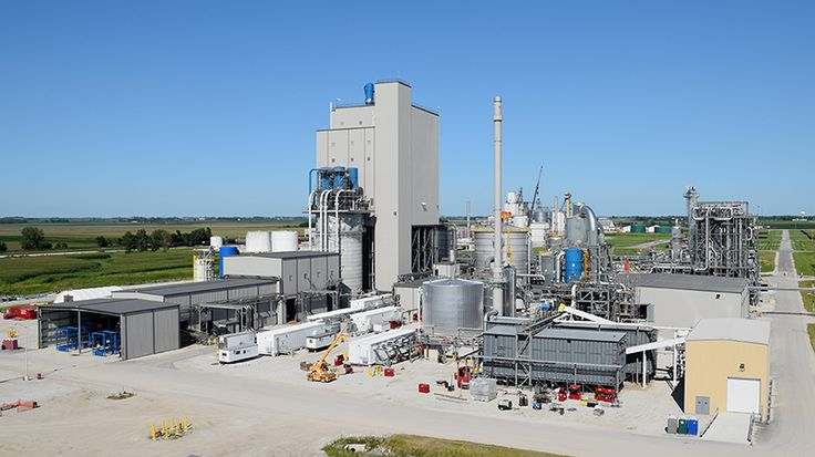 Chemical Engineering | DuPont Industrial Biosciences | Cellulosic Ethanol plant