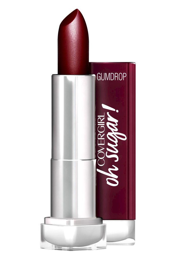 The Best Tinted Lip Balms to Get You Through Winter - CoverGirl Colorlicious Oh Sugar! Lip Balm in Gumdrop  from InStyle.com