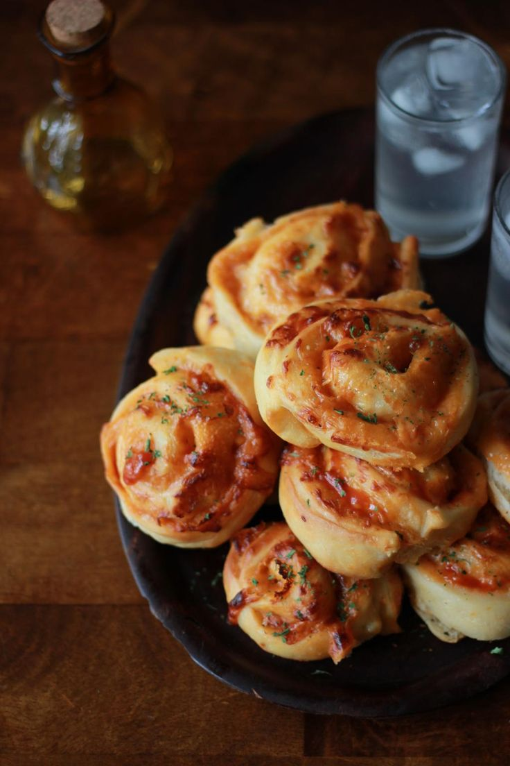 Home Made Pizza Rolls