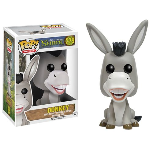 Shrek Donkey Pop! Vinyl Figure - Funko - Shrek - Pop! Vinyl Figures at Entertainment Earth