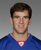 Eli Manning: great football player (his brother is my favorite ever though) and a cutie  :-)