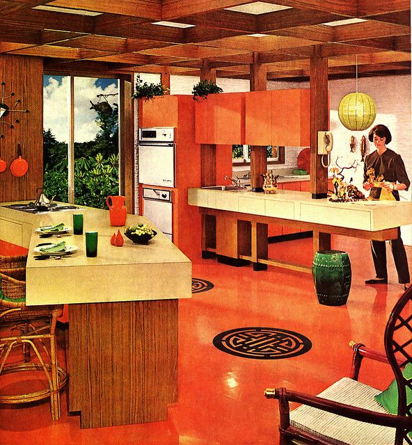 Best 520 Best Images About Retro Rooms On Pinterest Good 640 x 480