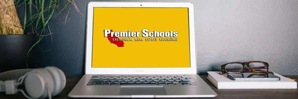Are you in search of the best real estate school in California, which offers online courses? Look no further and join Premier Schools. Premier Schools is a California real estate school, specializing in high quality traditional correspondence and online courses. All of our real estate license qualification courses are fully approved by the California Bureau of Real Estate CalBRE Sponsor No. S0184. To know more about our courses, visit premierschools.com.