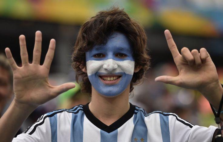 A sputar per aria..... Adios Argentina!