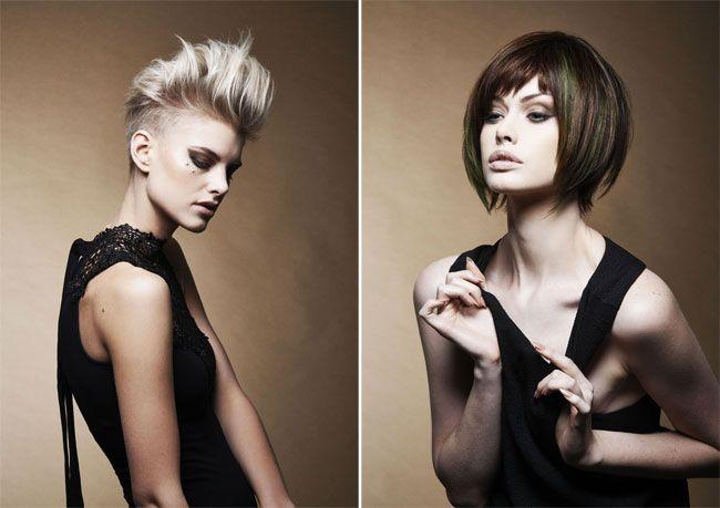 Capelli 2015 autunno inverno: I tagli di Yoshiko Hair collezione Allure, Caschetto capelli 2015, Capelli corti 2015, Tendenze capelli 2016