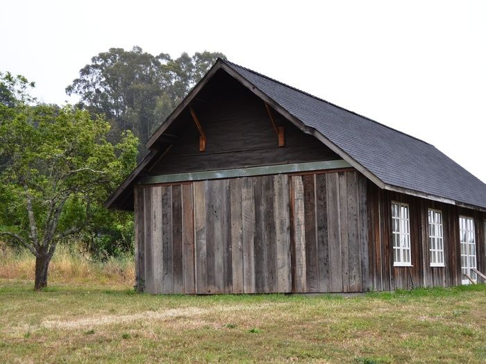 Farm Wedding Location In Northern California Coast Off Highway Organic With A Barn And Gardens