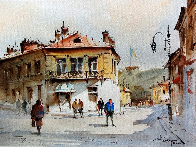 by Corneliu Dragan Targoviste so clean and crisp