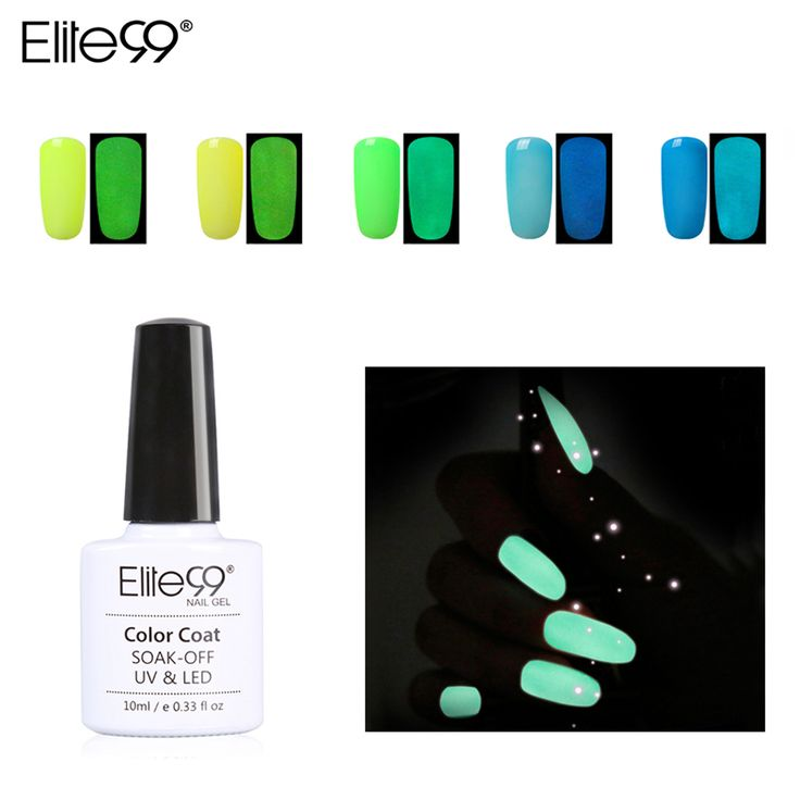 New Elite99 1pcs Candy Nail Art Varnish Nail Lacquer Neon Nail Lacquer Luminous Fluorescent Nail Polish Glow. Click visit to check price #NailGel