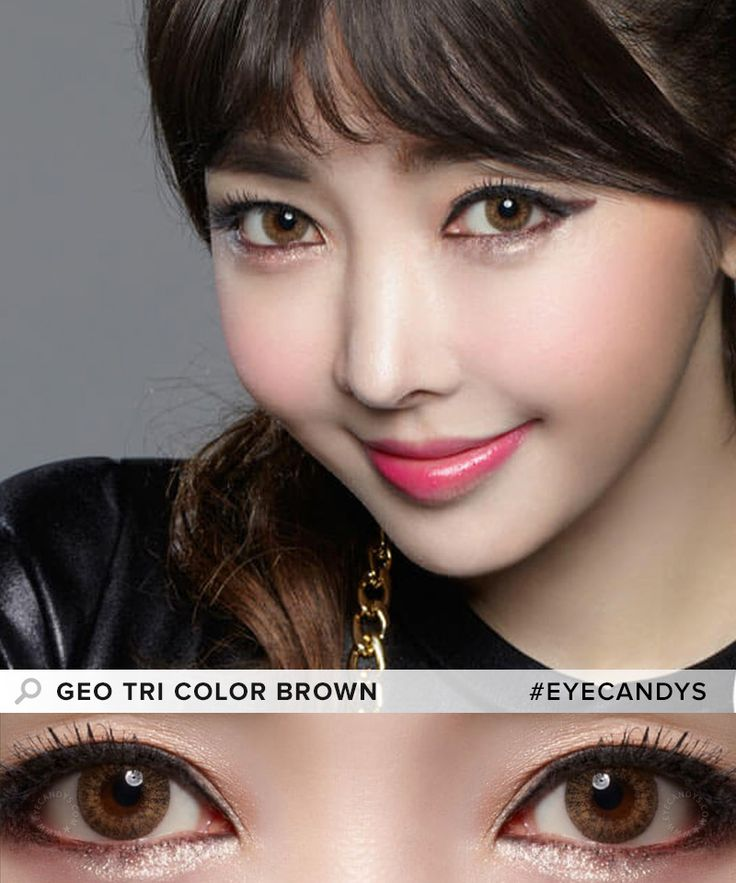 10+ images about Coloured Contact Lenses for Dark Eyes on ...