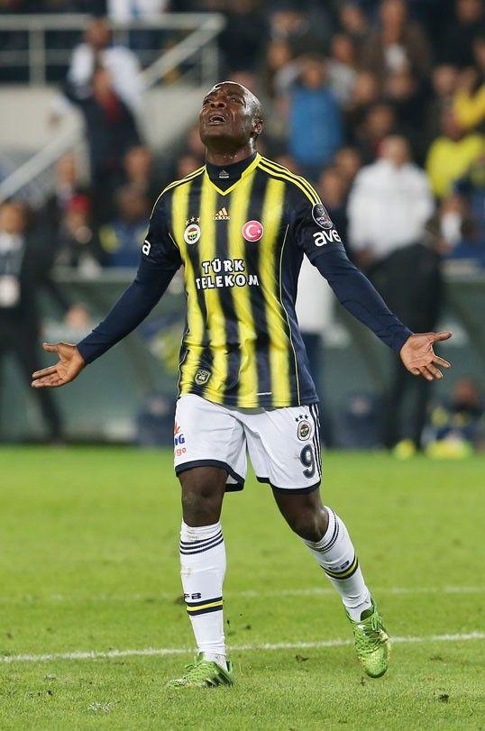 Fenerbahçe 0-0 Trabzonspor | #9 Pierre Webo