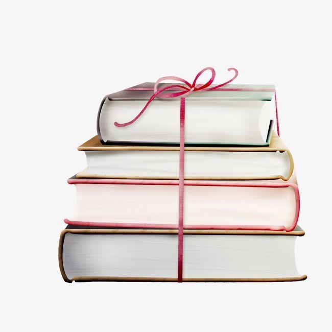 كتاب كومة من الكتب كتاب هدية Clip Art Books Container