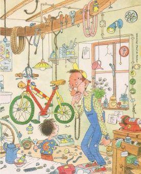 juf Ingrid groep 1/2 :: ingridheersink.yurls.net  de fiets