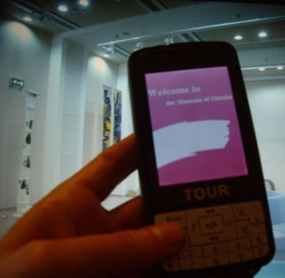 Ghid audio multimedia pentru ghidaj turisti in muzee, galerii de arta.. detalii pe import audioghid www.amro.ro