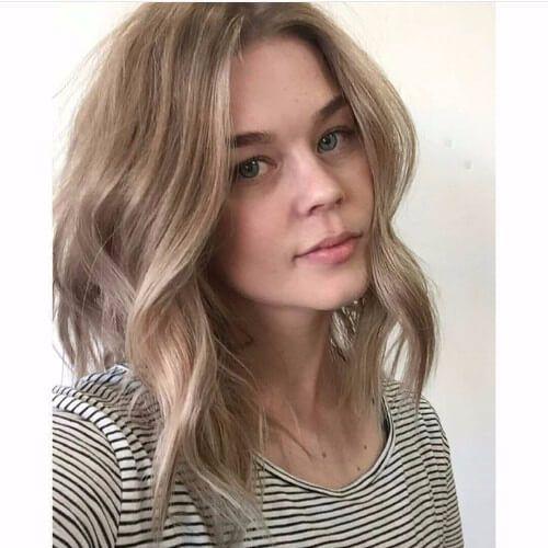 Should I Dye My Natural Platinum Blond Hair