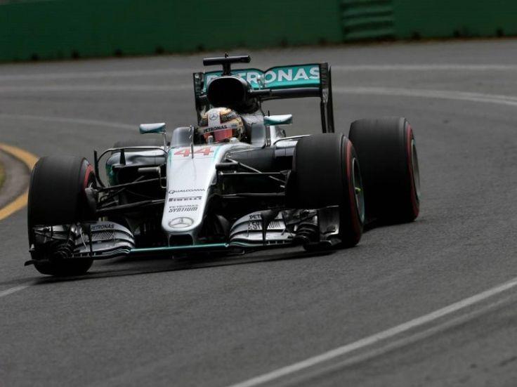 F1 Results | Qualifying results | Australian Grand Prix