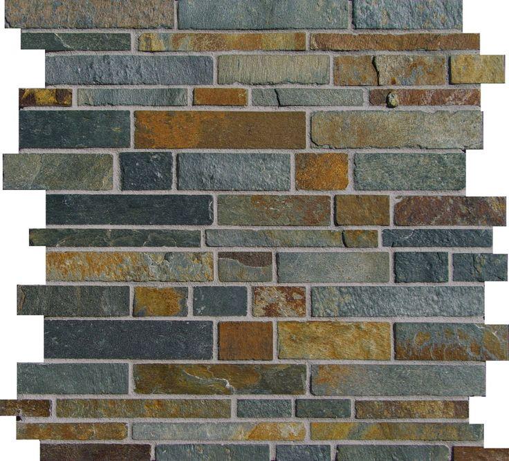 best 25+ slate backsplash ideas on pinterest | stone backsplash