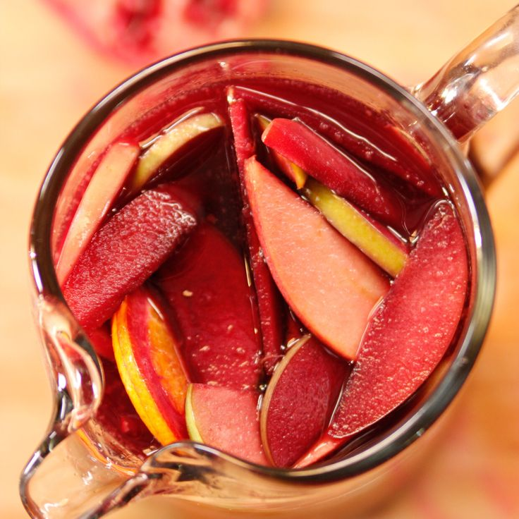 Fall Sangria By Bobby Flay