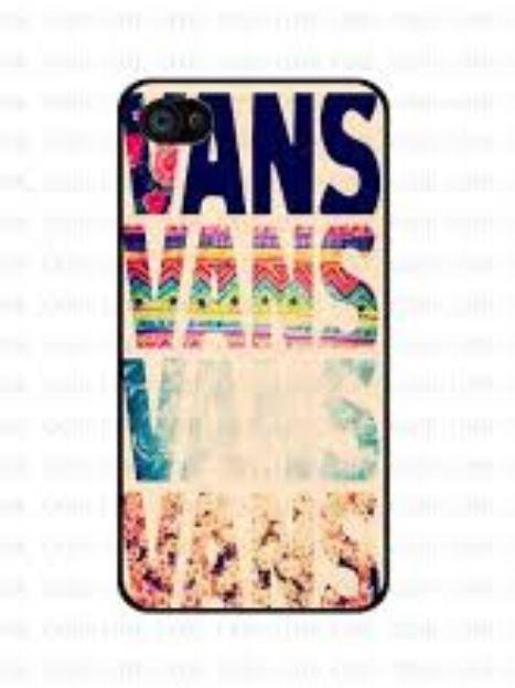 Vans Shoe Iphone C Case