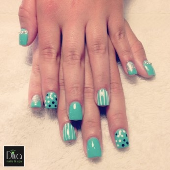 144 best diva nails spa images on pinterest - Diva nails and beauty ...