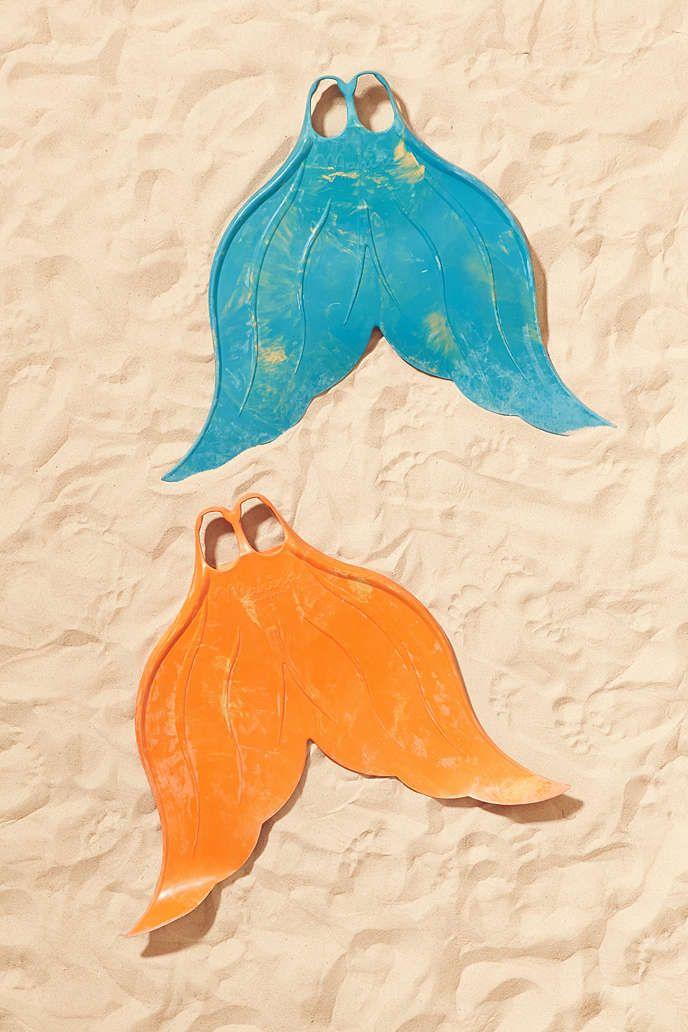 Mahina Mermaid MerFin Mermaid Flipper - Urban Outfitters. $100, but amazing! I'm thinking of getting one!