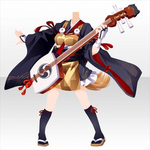 SHOW BY ROCK!! 徒然なる操り霧幻庵 @games -アットゲームズ-
